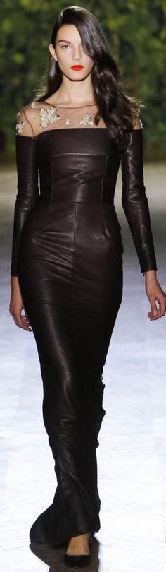 Didit Couture S/S 2014 Paris #flowear #fashion ✻ www.flowear.org