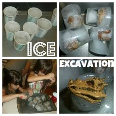 Beat the Heat with some ICY FUN Pinned by @PediaStaff on Pinterest - Please Visit http://ht.ly/63sNt for all our pediatric therapy pins