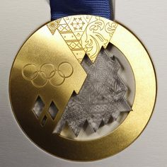 Photo Gallery: Sochi 2014 Winter Olympics and Paralympics medals unveiled | euronews, world news