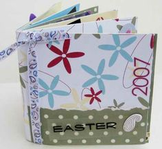 Scrapbook-Crazy - mini album tutorials and altered projects: so many tutorials so little time