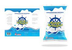 Salt packaging design