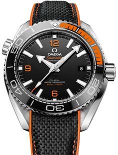 Seamaster Planet Ocean Master Chronometer