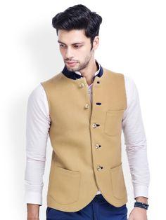 Indian Wedding Suits Men, Indian Groom Wear, Wedding Dress Men, Wedding Outfits, Wedding Attire, Nehru Jacket For Men, Waistcoat Men, Nehru Jackets, Mens Designer Shirts