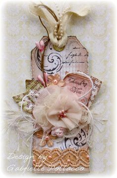 Tag made by design team member Gabrielle Pollacco using Webster's Pages NEW mid-season release 'Best Friends'