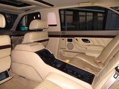 BMW E38 L7 rear