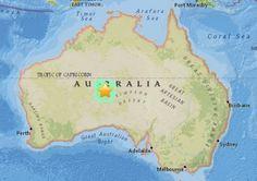 Australia Rocked by M6.1 Earthquake!