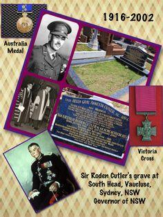 Sir Roden Cutler VC
