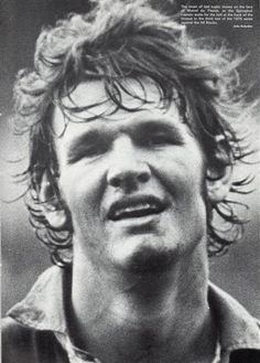 Morné du Plessis: (born 21 October 1949 in Krugersdorp, Transvaal Province, now Gauteng) is a former South African rugby union player. He is often described as one of the Springboks' most successful captains. Playing at number 8, his national career spanned ten years, five of which he was captain. He was also the manager of the 1995 Springboks which won the famous 1995 Rugby World Cup final.