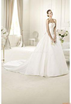 Vestidos de noiva Pronovias Uvea 2013