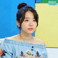 Sohye - PRETTY  Muito fofa ela né? Fala sério!