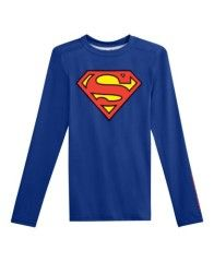 2663b051ee Under Armour Big Boys  Under Armour® Alter Ego Fitted Long Sleeve Shirt