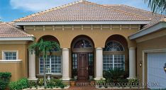 Kinsey- Front Exterior Image -Plan #6756
