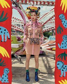 Fantasy Land / Vogue Korea 2016