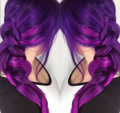 Because Purple Rain @kristi_mac_of_hair