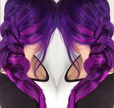 Because Purple Rain @kristi_mac_of_hair