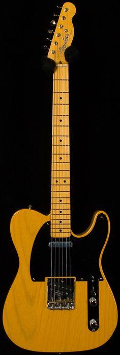 "Fender American Vintage ""Thin Skin"" '52 Telecaster - Butterscotch Blonde"