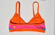 """SO excited about this new company, created and managed by an 18 yr old, whose concern over the hyper-sexualization of bras for young girls inspired her to create her own line of fun, colorful, age-appropriate bras. She likens young girls to berries in their yellow stages """"you can't rush the ripening, it makes you who you are"""". I also love their tag-line - """"From the bunny hill to the Tetons, we have you covered."""" Go Megan!"""
