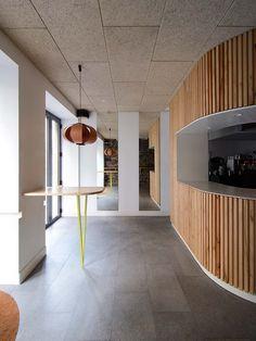 Garmendia Cordero arquitectos Bar Soka, Bilbao