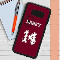 Lahey Number Jersey Teen Wolf Samsung Galaxy S8 Plus Case Dewantary