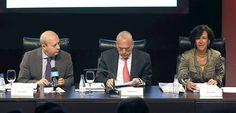 El ministro Wert y el secretario general de la OCDE presentan el informe de la Fundación CYD