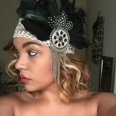headband I made