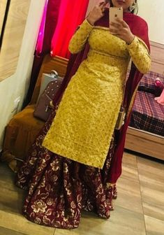 Indian Dress Up, Party Wear Indian Dresses, Pakistani Wedding Outfits, Indian Fashion Dresses, Fancy Dress Design, Stylish Dress Designs, Simple Indian Suits, Sharara, Patiala