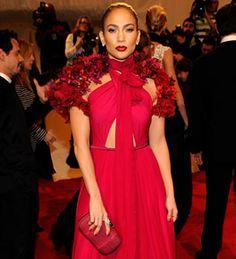 Red hawt J.Lo