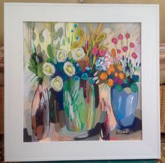 Ron Coleman Abstract Paintings, Botanical Prints, Lovely Things, Still Life, Tomatoes, Florals, Mixed Media, Archive, Inspiration