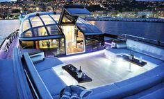 G-L-A-M-O-R-O-U-S #yacht #boat