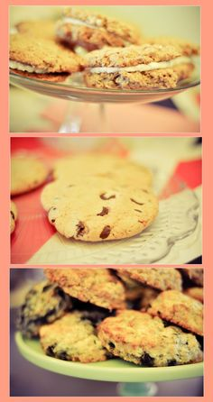 (10) Briana's House Low Carb Chocolate Chip Cookies...THM:S, low carb, sugar free, gluten/nut free | Briana's THM Desserts | Pinterest