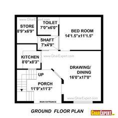 b3aecb0e0b3d6c429c708adeebdcb925 yards plan house plan for 30 feet by 30 feet plot (plot size 100 square yards,Duplex House Plans In 100 Sq Yards