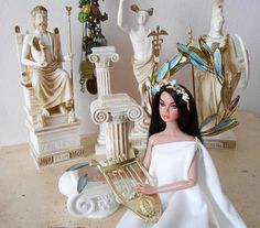 Poppy Parker Silkstone Barbie Fashion Royalty handmade