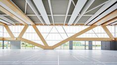Galeria de Nathalie Mauclair Gymnasium / SCHEMAA - 10