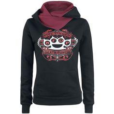 Sweat-shirt à capuche Five Finger Death Punch »Banner« | Dispo chez EMP | Plus de Sweat-shirts à capuche Merchandising de groupes sur notre site en ligne