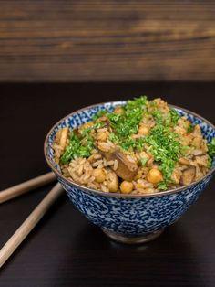 Chilli, Beans, Pasta, Vegetables, Ethnic Recipes, Food, Essen, Vegetable Recipes, Meals