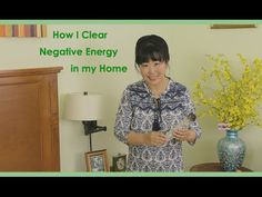 Moon Cho of Yin & Yang Living shares her energy clearing with the use of dry sage and fire and smoke. Dry Sage, Removing Negative Energy, Spring Cleaning, How To Remove, Fire, Qigong, Youtube, Feng Shui, Videos