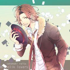 Tags: Anime, Fur, Pixiv Id 3185757, Diabolik Lovers ~Haunted dark bridal~, Sakamaki Laito