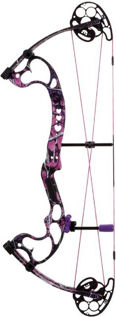 Seduction Compound Bow - Designed for Women