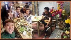 Đi ăn quán Trường Giang mới mở về, Trấn Thành - Hari Won liền nhận xét c...