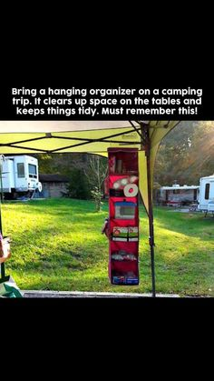 RV And Camping. Great Ideas To Think About Before Your Camping Trip. For many, camping provides a relaxing way to reconnect with the natural world. If camping is something that you want to do, then you need to have some idea Diy Camping, Todo Camping, Zelt Camping, Camping Glamping, Camping Survival, Camping And Hiking, Camping With Kids, Family Camping, Outdoor Camping