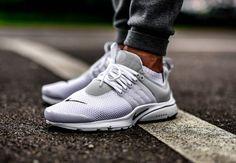 Nike Air Presto BR QS White