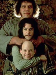 The Princess Bride. It's inconceivable not to love this film.
