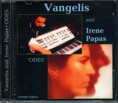 That was yesterday: Vangelis and Irene Papas - Odes (full album)