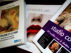Livros de Maquiagem...