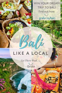 Find out the can't miss cultural activities you have to experience on a trip to Bali with @grabrinc | Click the image to find out how you can with your dream trip to Bali with grabr.io #grabrdreamtrip