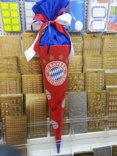 """Schultüte """"FC Bayern München""""...."""