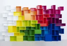 Design trifft Nutzen: Regal-Kombinationen von Cubit®