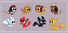 David Gilson - Disney Palace Pets