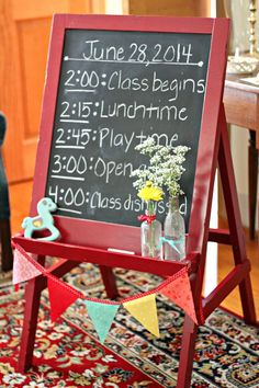 Vintage Alphabet Schoolhouse themed baby shower via Kara's Party Ideas KarasPartyIdeas.com Printables, cake, decor, invitation, cupcakes, and more! #alphabetparty #vintageschool #genderneutralbabyshower (20)