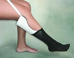 Sock And Stocking Aid by Mabis. $14.99. Helps pull on stockings without bending. Cords pull stocking onto foot and around heel (requires the use of both hands). Convenient and lightweight.. Save 55% Off!